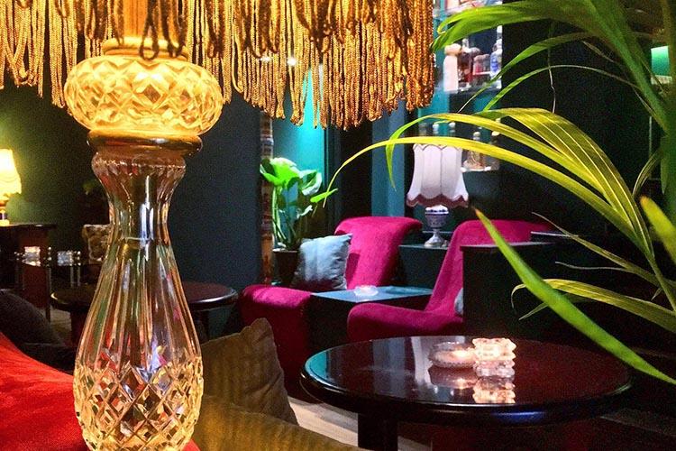 Dzama Cocktail Café